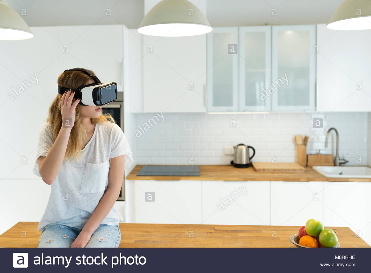 Kücheninsel Stockfotos Kücheninsel Bilder Alamy