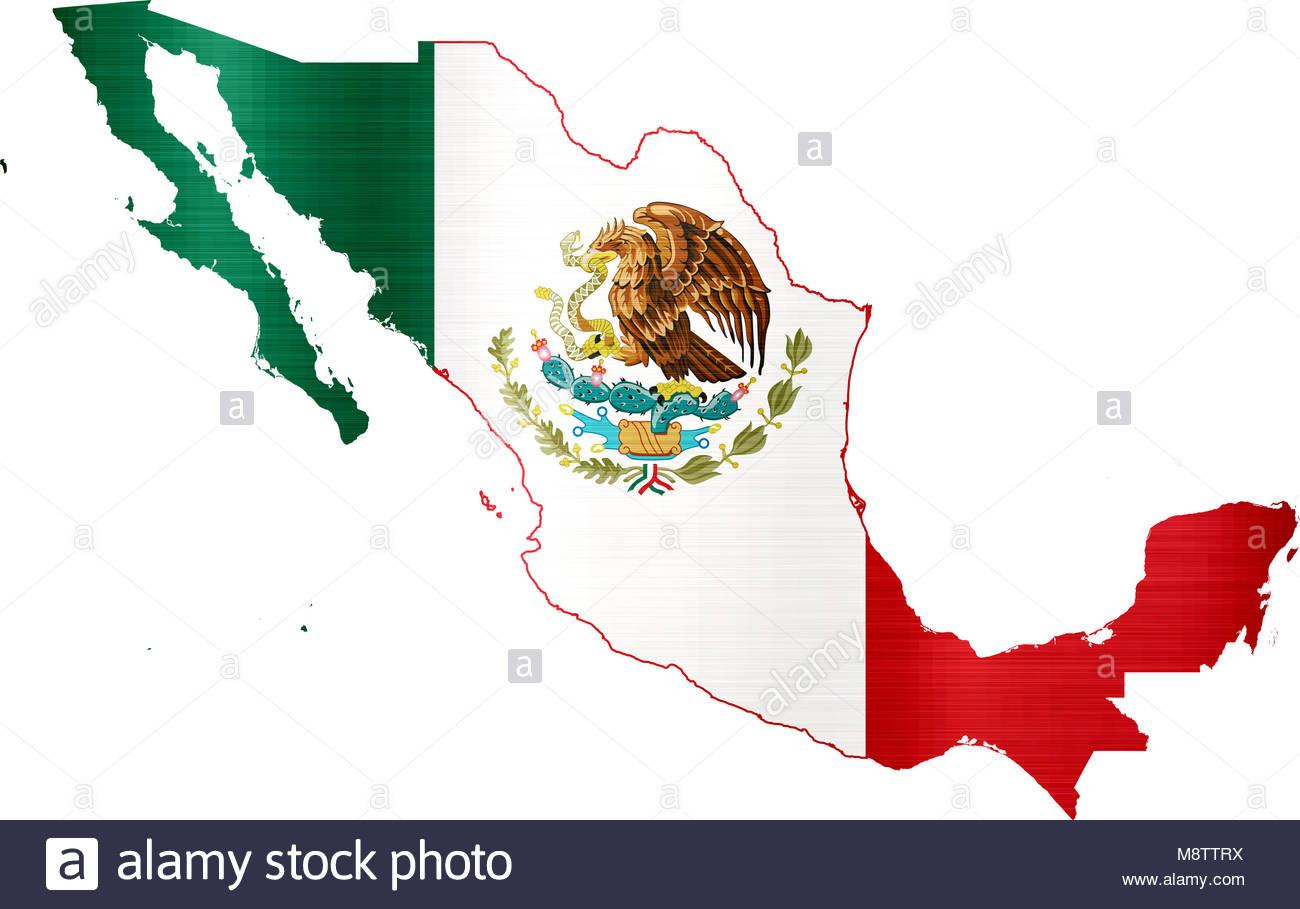 Ungewöhnlich Malvorlagen Aus Mexiko Flagge Zeitgenössisch ...