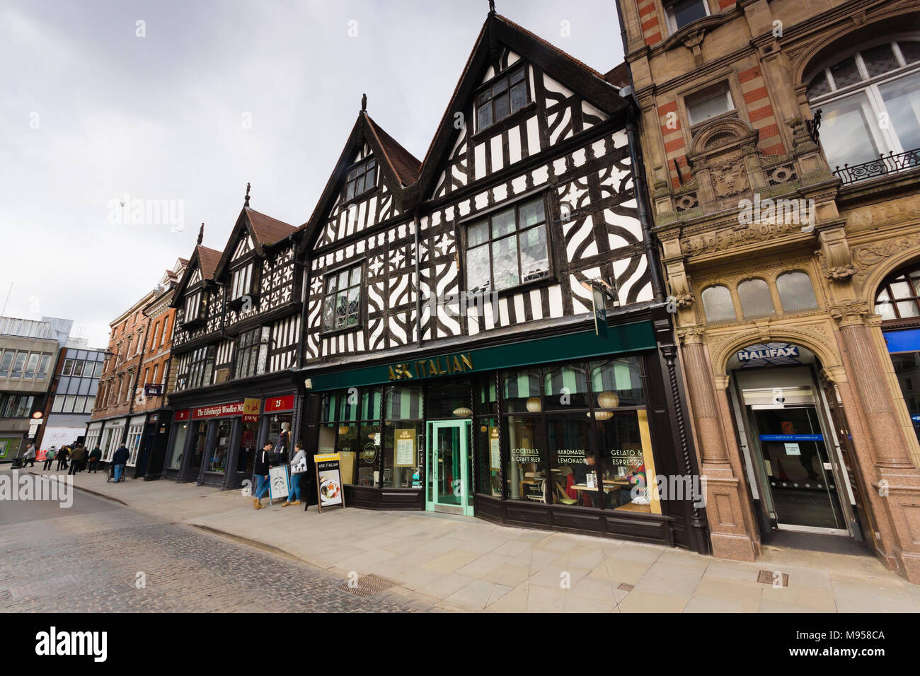 tudor buildings stockfotos tudor buildings bilder alamy. Black Bedroom Furniture Sets. Home Design Ideas