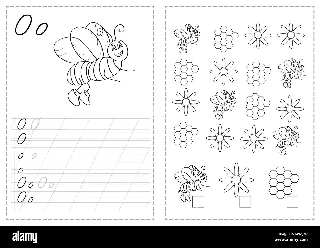 Russian Alphabet Stockfotos & Russian Alphabet Bilder - Alamy