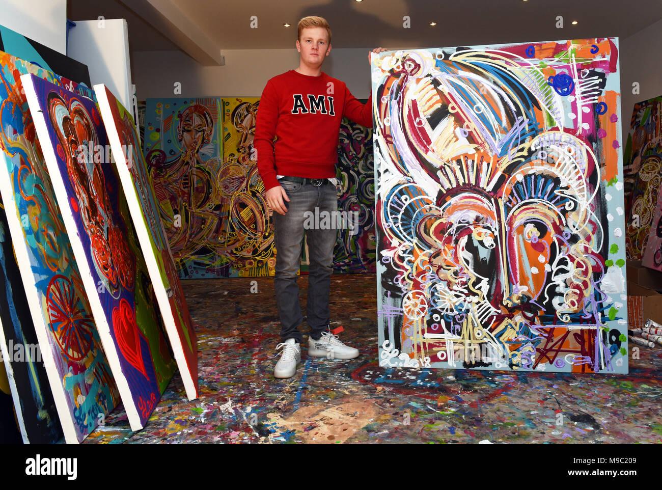 Maler Meerbusch horst stockfotos horst bilder seite 41 alamy