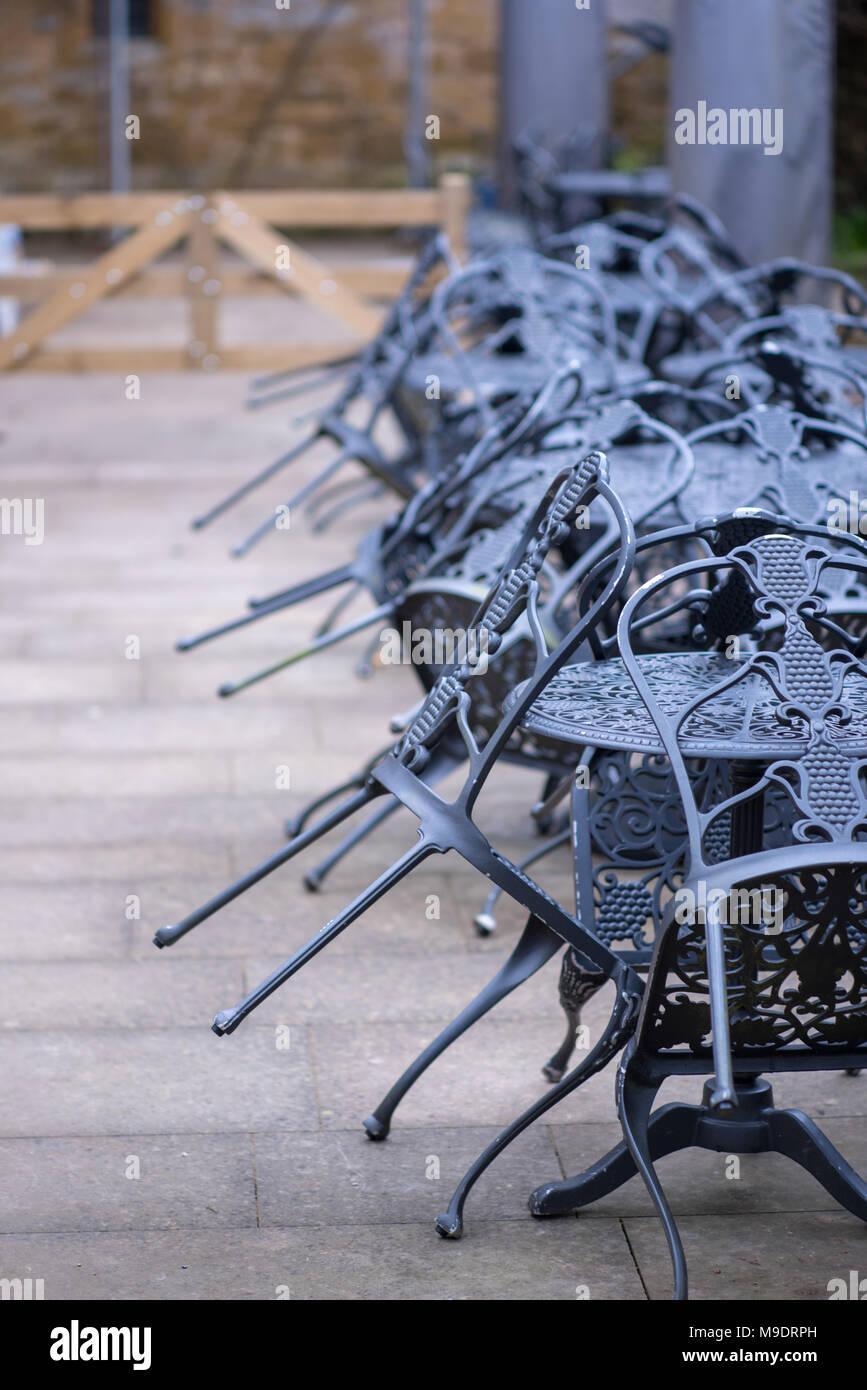 schmiedeeiserne gartenmobel, schmiedeeisernen gartenmöbeln auch tisch und stühle stapeln ablaufen, Design ideen