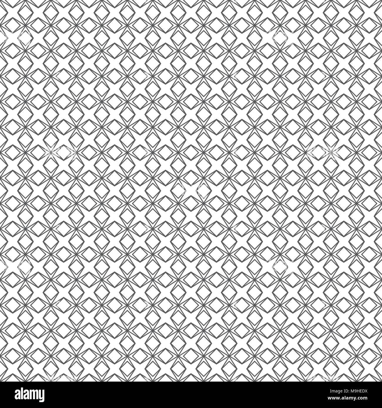Nahtlose Muster Stilvolle Moderne Geometrische Struktur