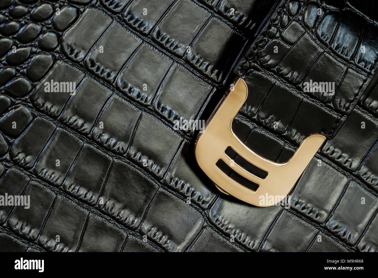 Ausgefallene Lederwaren Stockfotos Ausgefallene Lederwaren Bilder