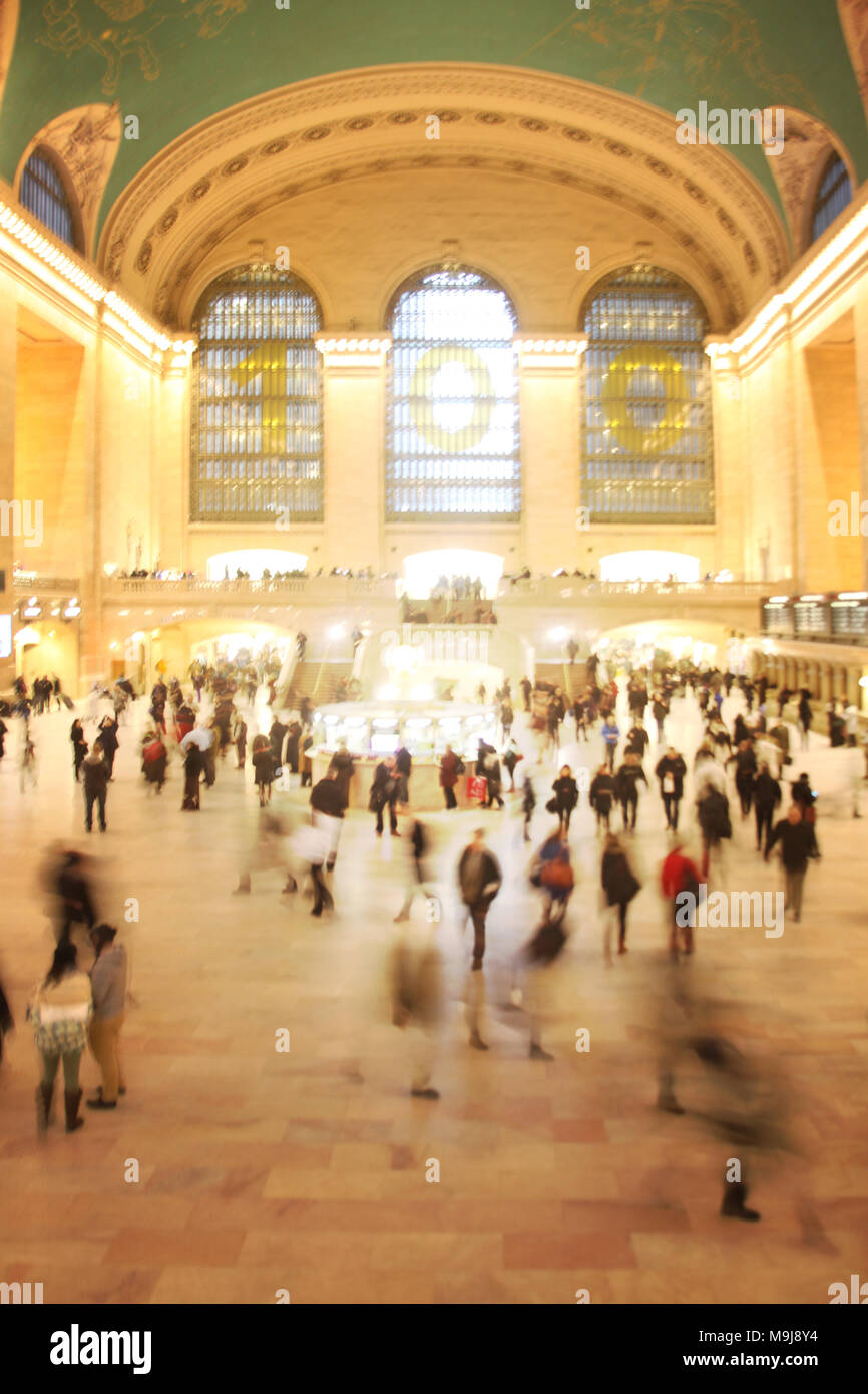 Grand Central Station, New York Stockfoto