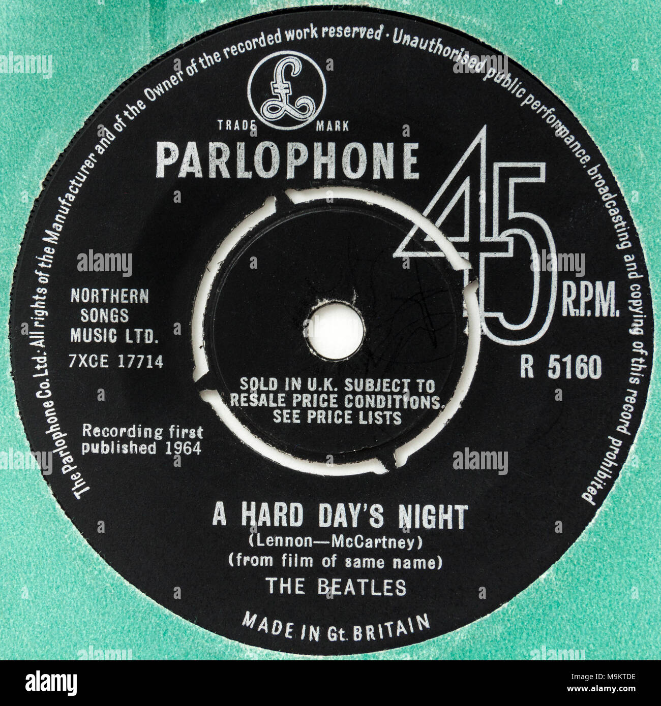 A Hard Days Night (Lied) Wikipedia