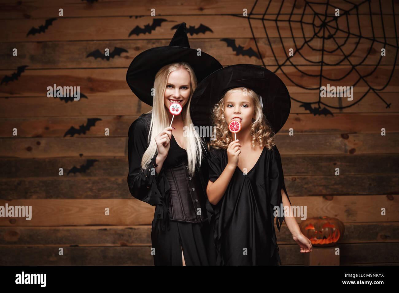 Halloween Sweet Candy Stockfotos & Halloween Sweet Candy Bilder - Alamy