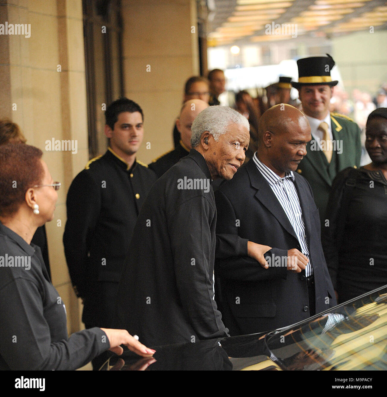 ende apartheid