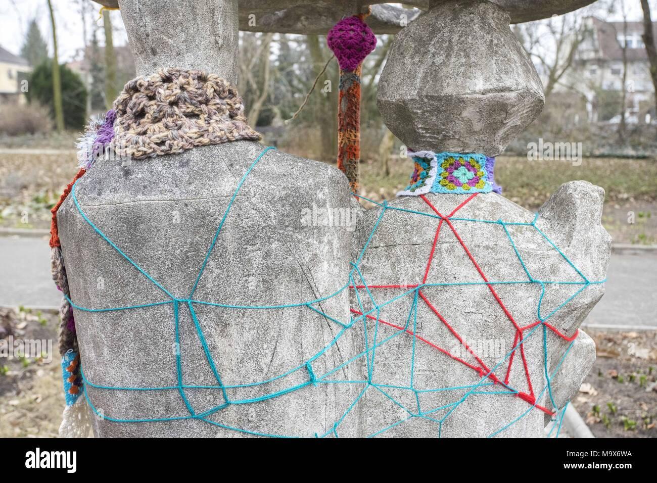 Fantastisch Häkeln Sie Draht Skulptur Fotos - Elektrische Schaltplan ...