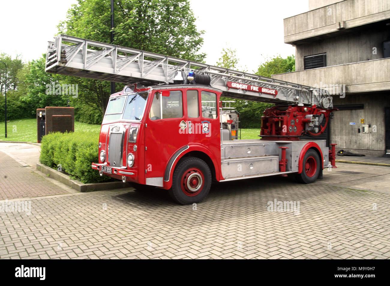britischer Armee Feuerwehrmann