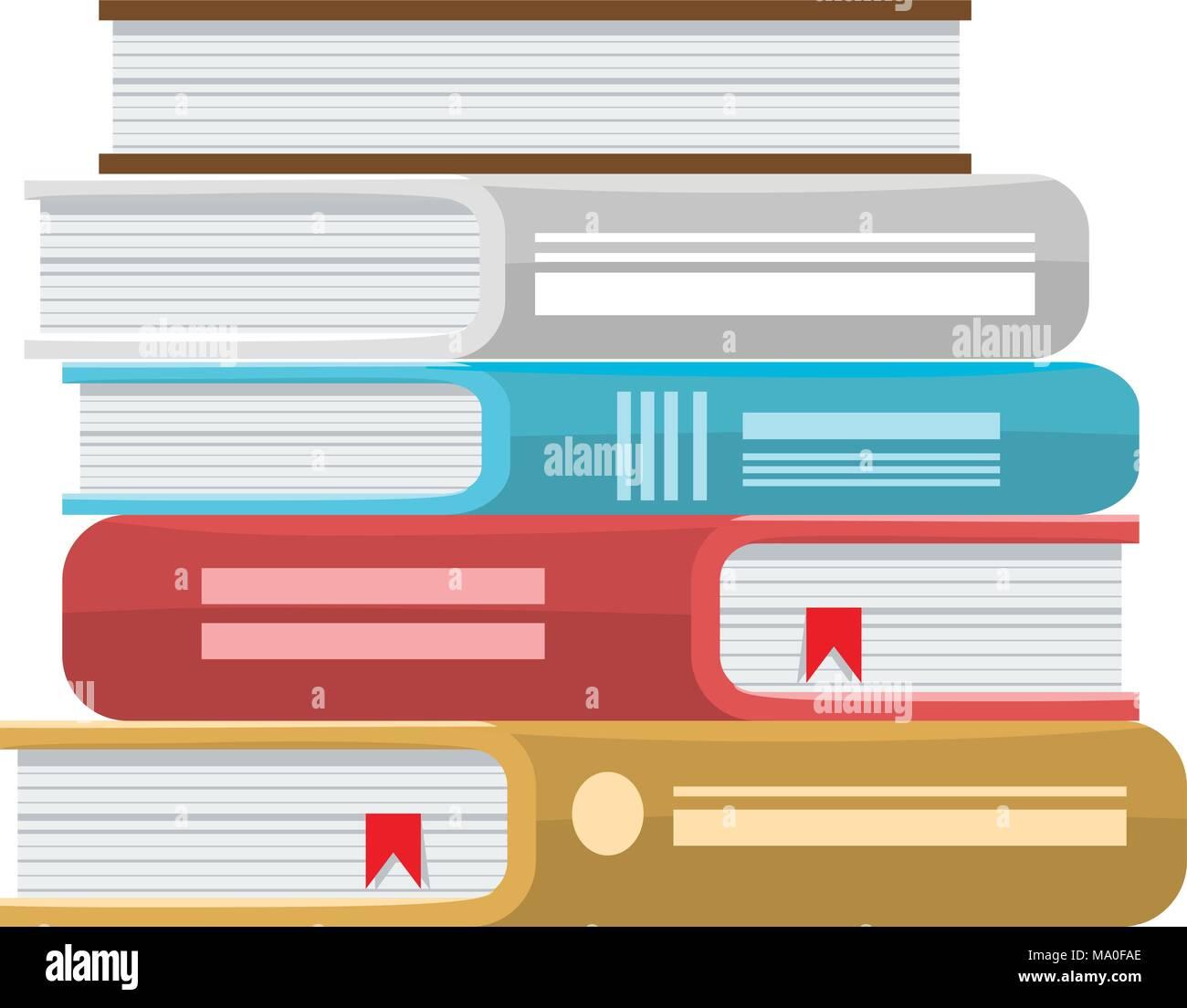 Atemberaubend Stapel Bücher Malvorlagen Zeitgenössisch - Entry Level ...