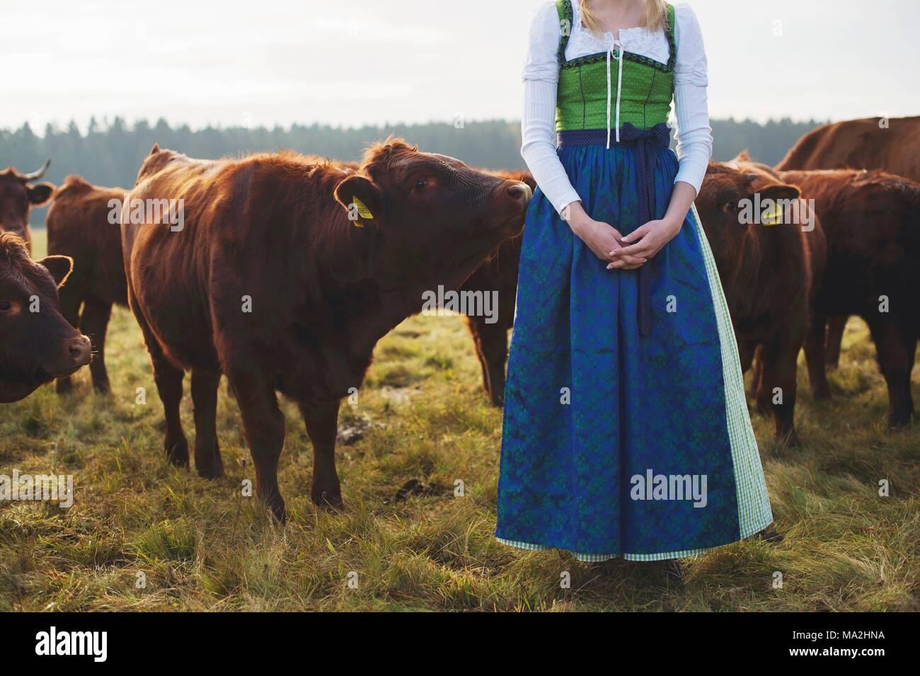 Landherzen datieren Bauern