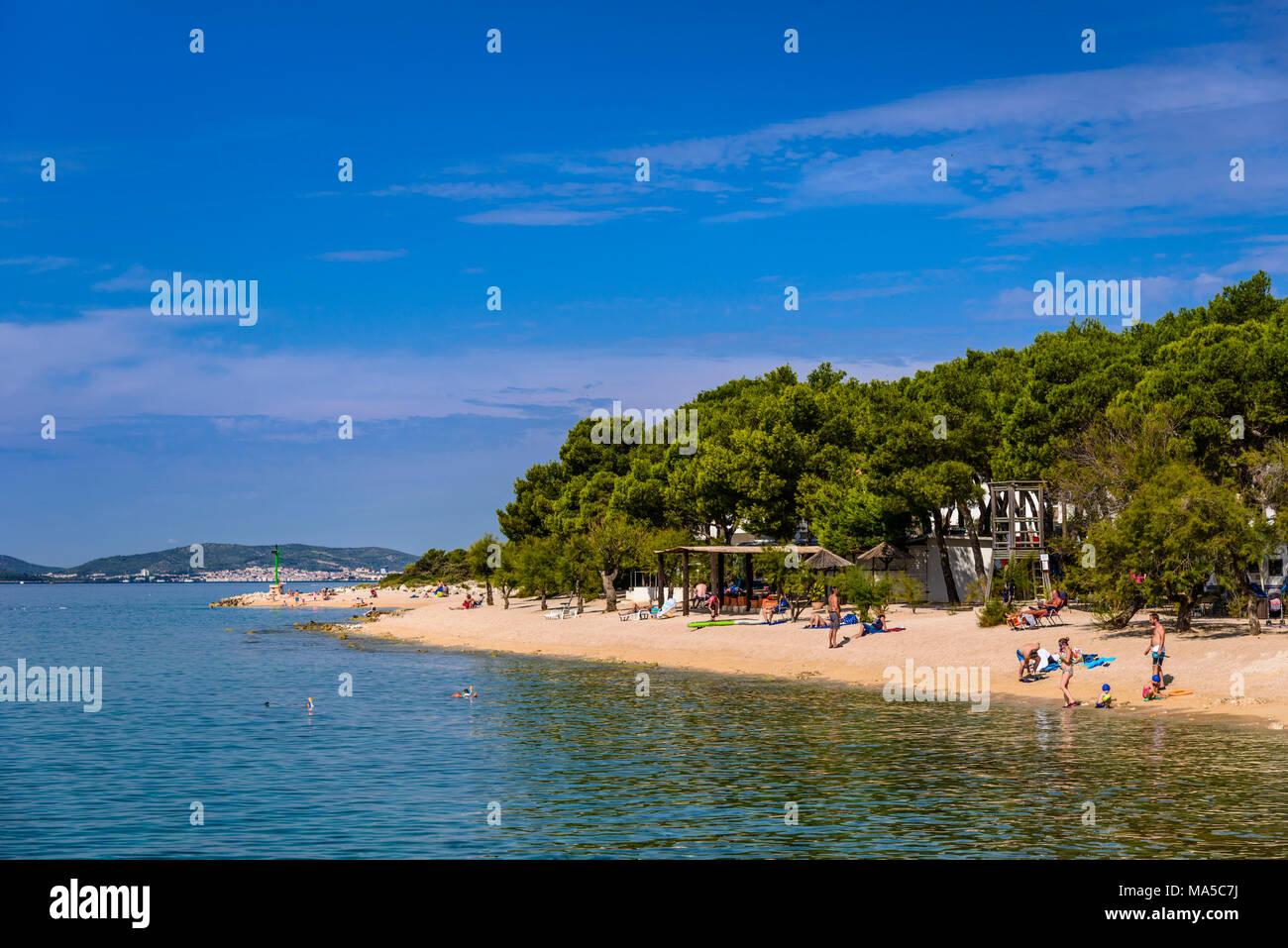 kroatien dalmatien sibenik solaris beach resort. Black Bedroom Furniture Sets. Home Design Ideas