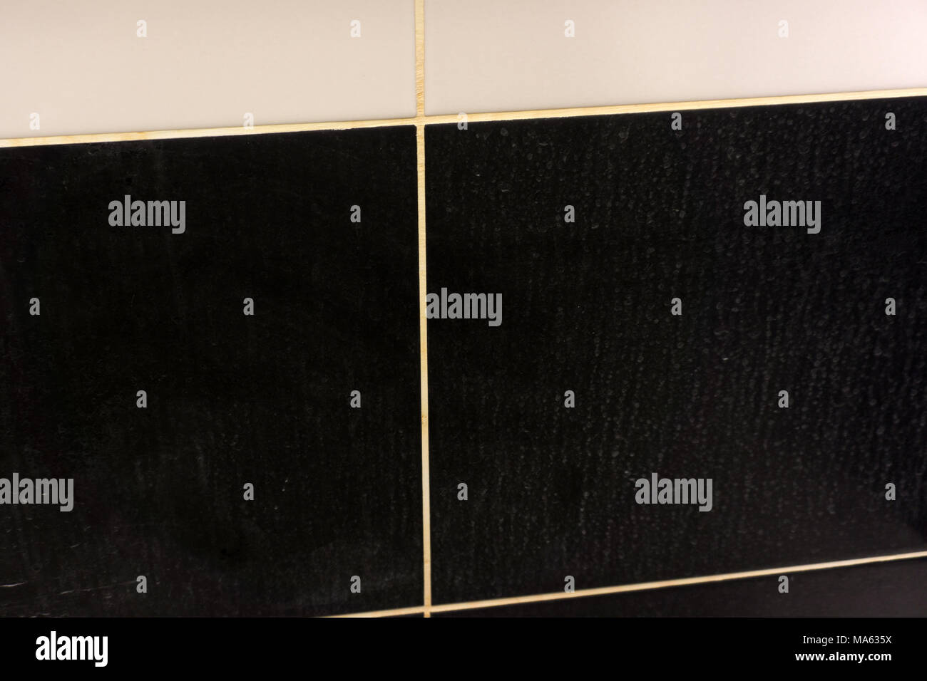 Badezimmer Fliesen Hintergrund und Textur. Anpassen der Bild retro ...