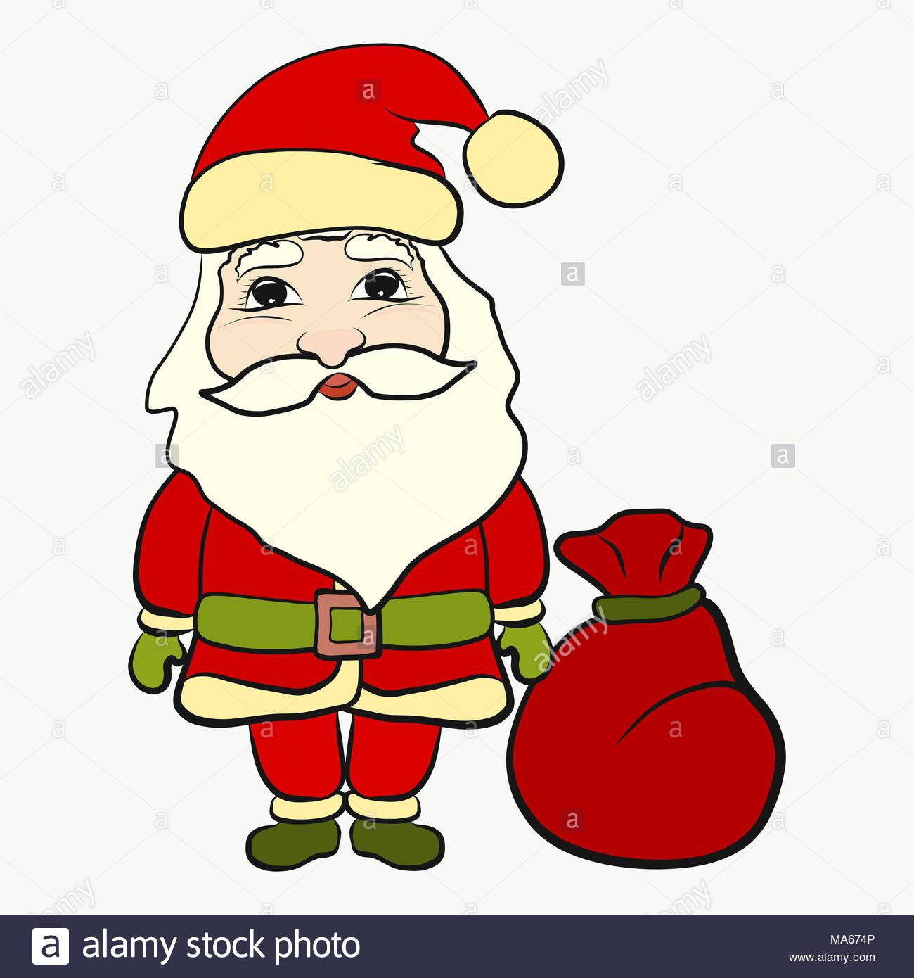 Beste Santa Claus Und Elfen Malvorlagen Bilder - Entry Level Resume ...