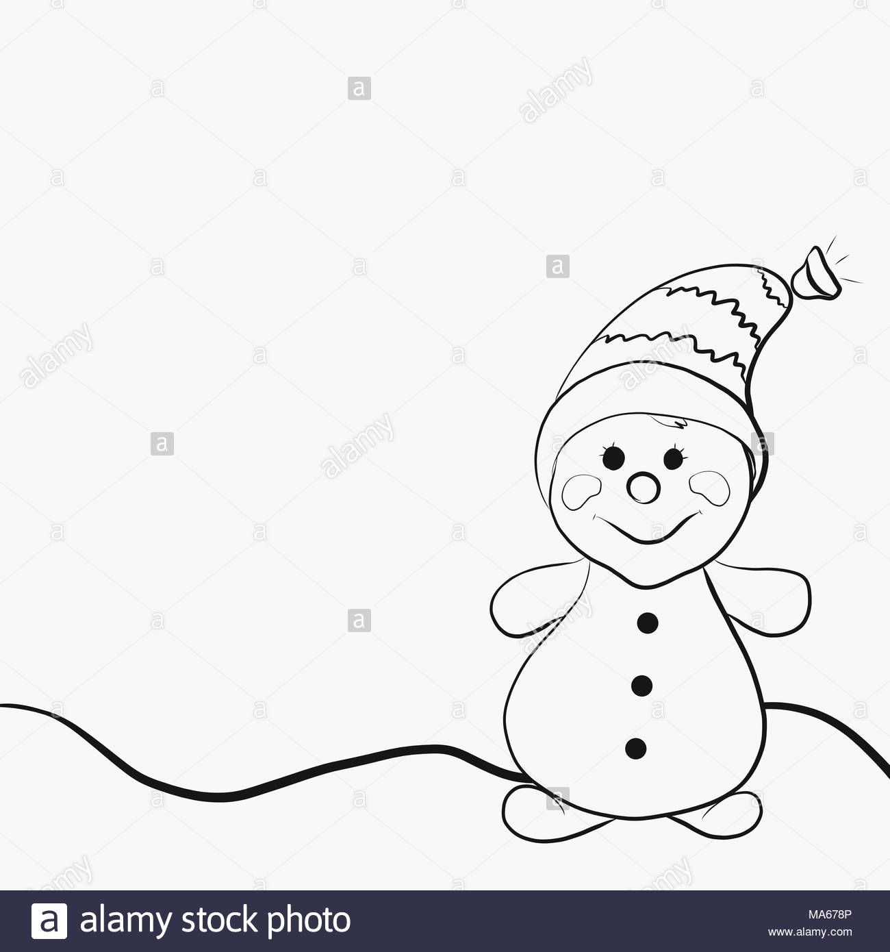 Großzügig Schneemann Farbung Seite Bilder - Druckbare Malvorlagen ...