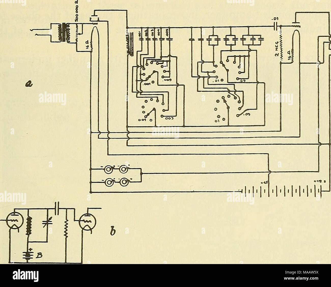 Wiring Diagram Stockfotos & Wiring Diagram Bilder - Alamy