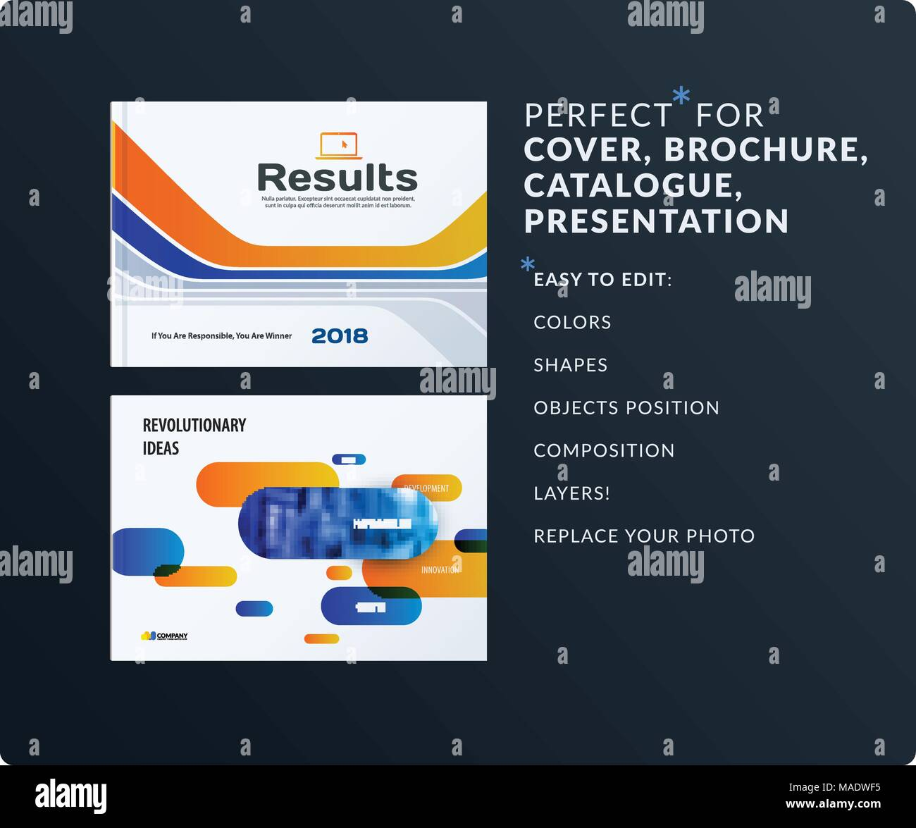 Ppt Background Template Design Blue Stockfotos & Ppt Background ...