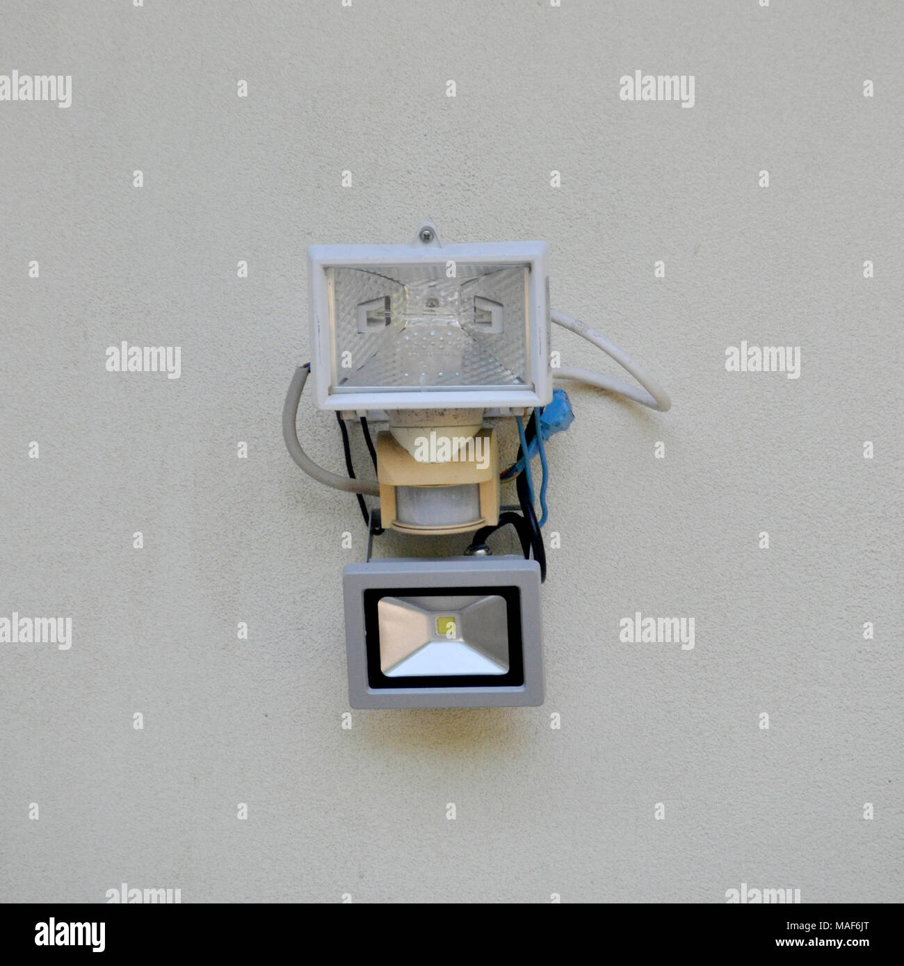 Halogen Light Stockfotos & Halogen Light Bilder - Alamy