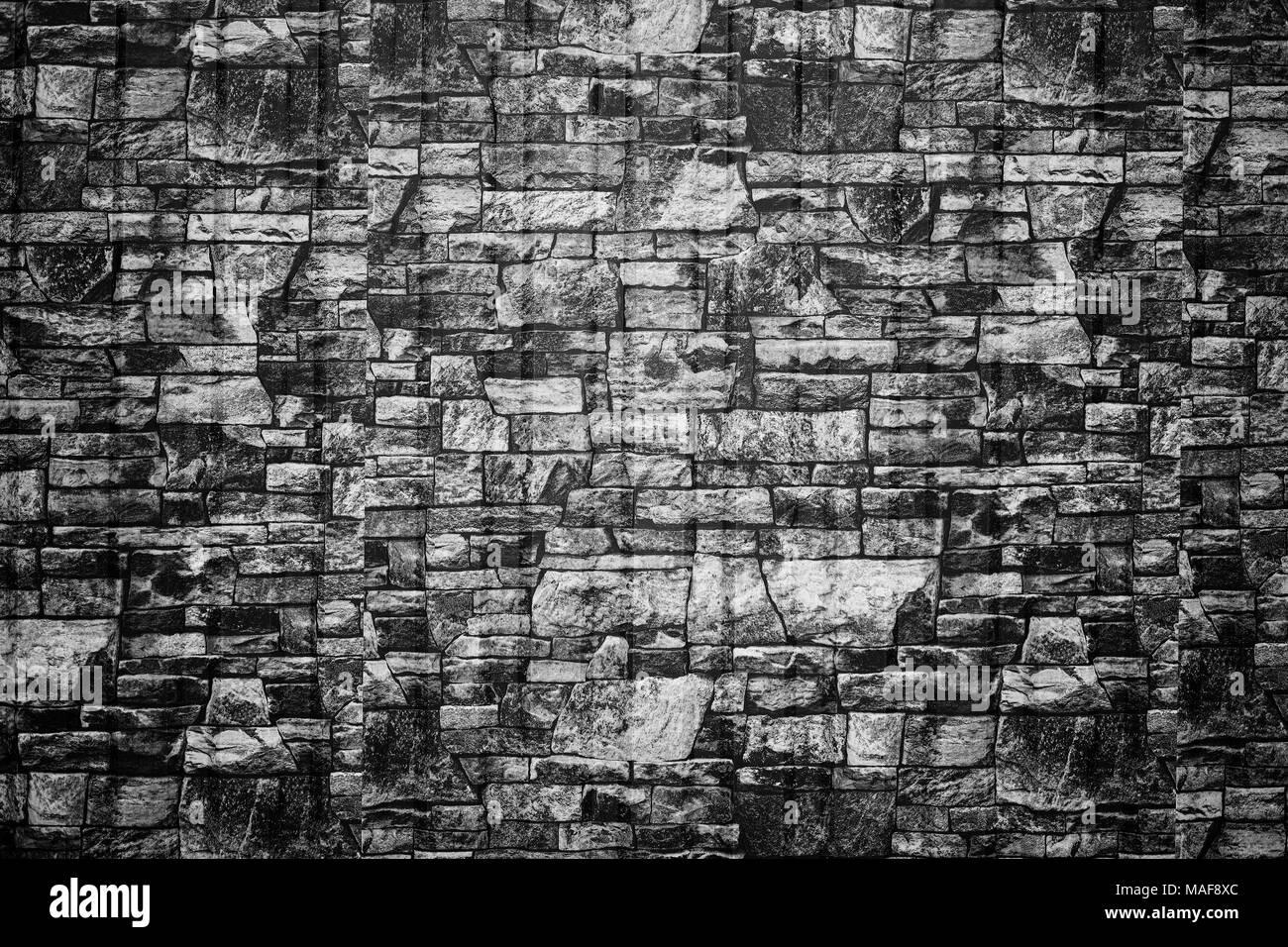 Die Beschaffenheit der Steine. Stein Strukturierte Fliese. Stein ...