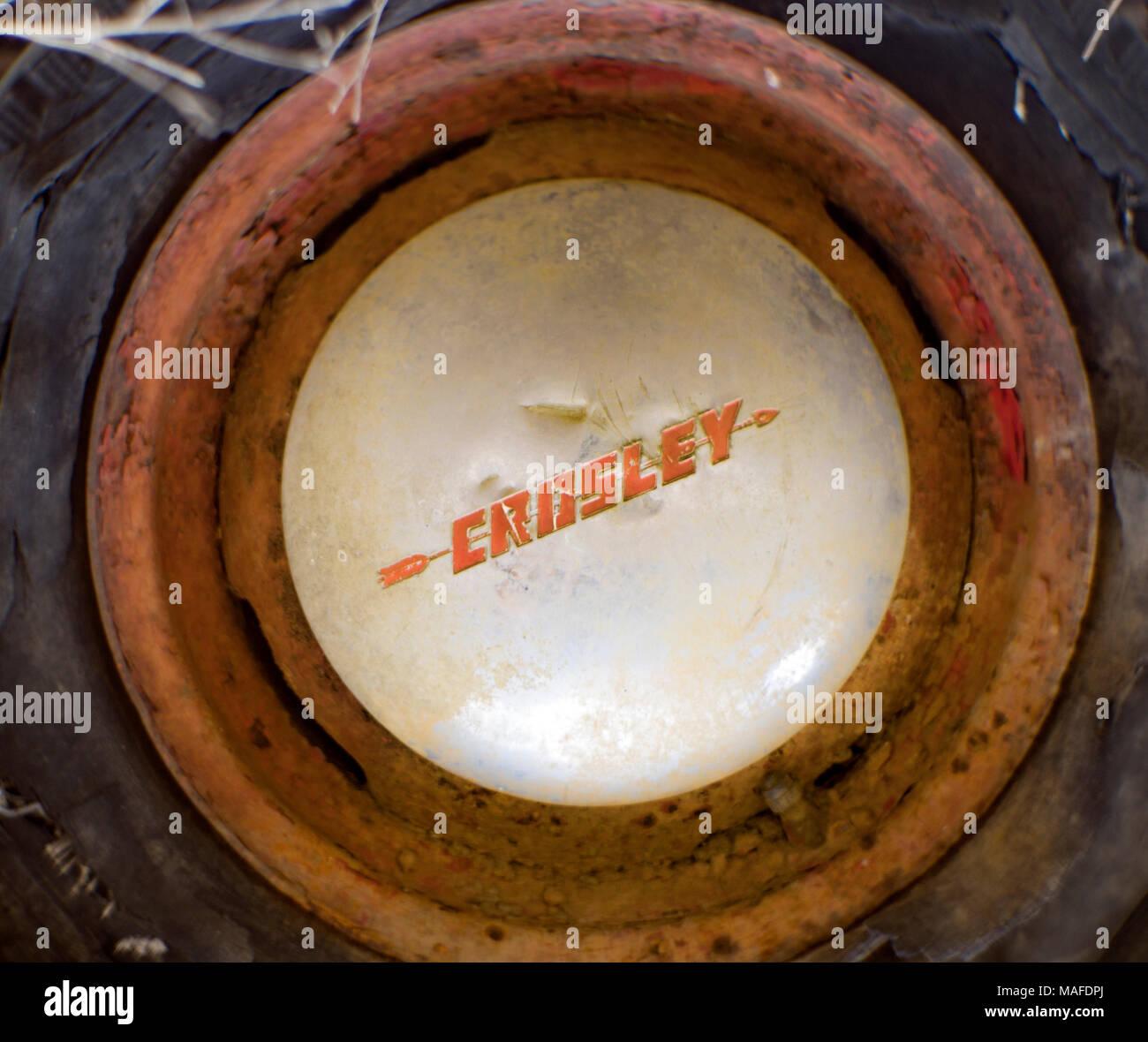 Wheel Hub Cap Stockfotos & Wheel Hub Cap Bilder - Alamy