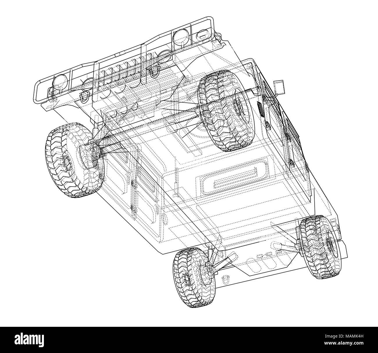 Großartig Blaupausen Von Autos Galerie - Schaltplan Serie Circuit ...