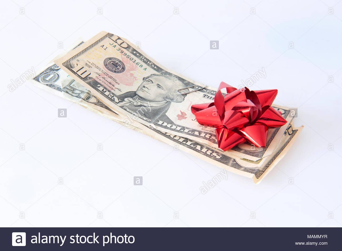 Geschenke Von Geld Stockfotos & Geschenke Von Geld Bilder - Alamy