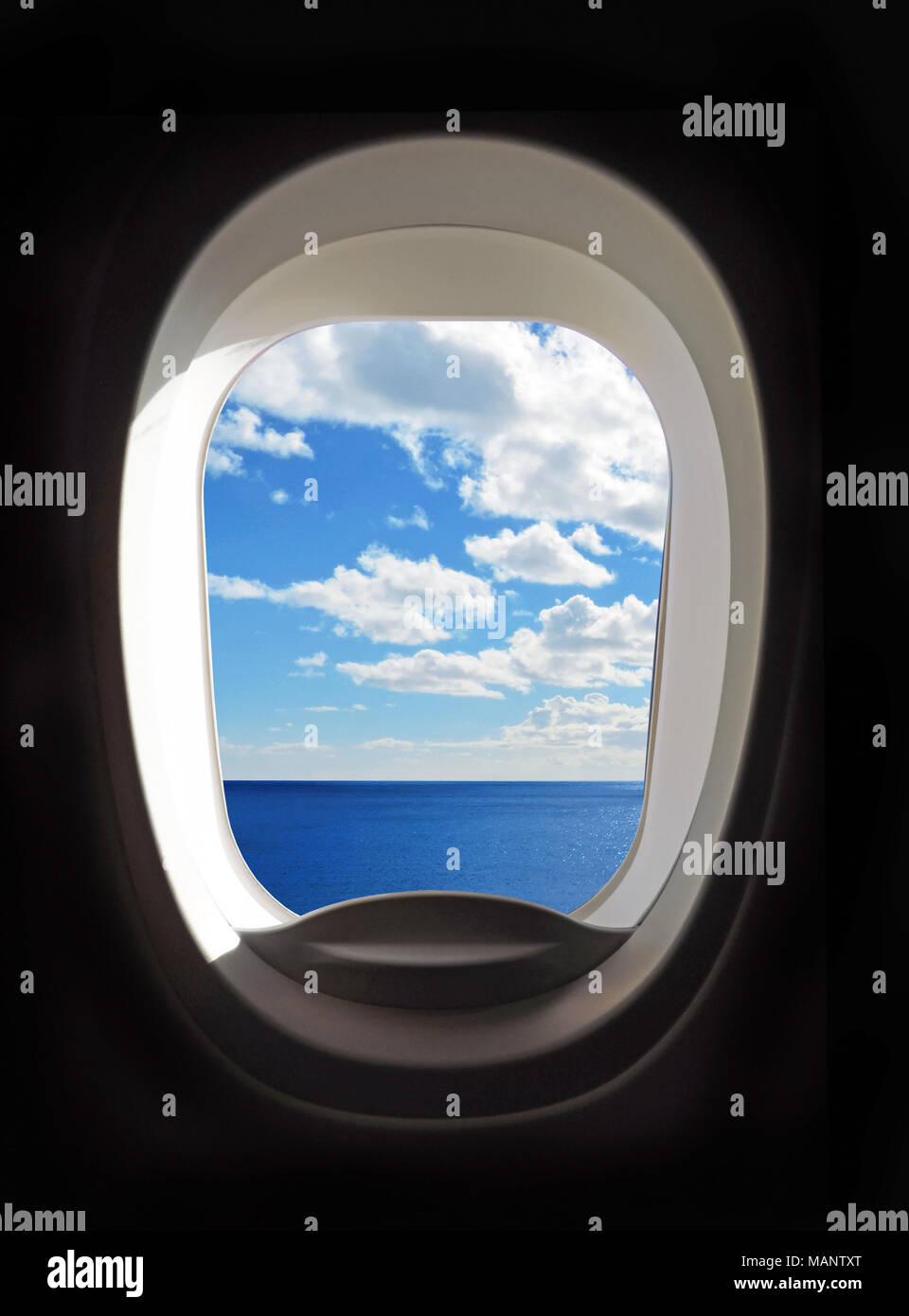 Flugzeug Bullauge Stockfotos Flugzeug Bullauge Bilder Alamy