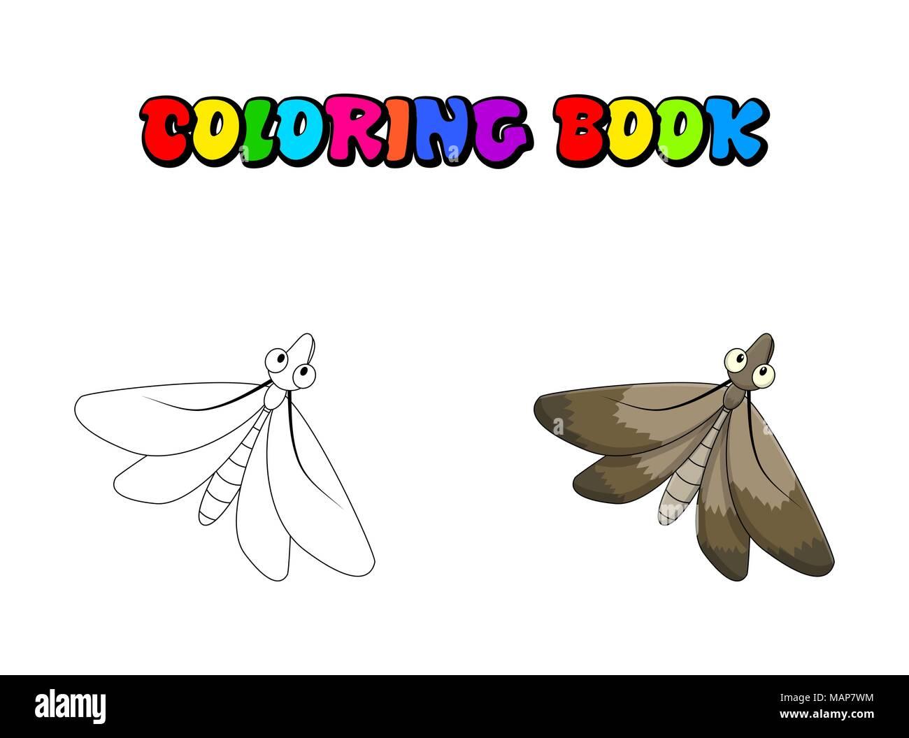 Beste Fliegende Insekten Malvorlagen Zeitgenössisch - Entry Level ...