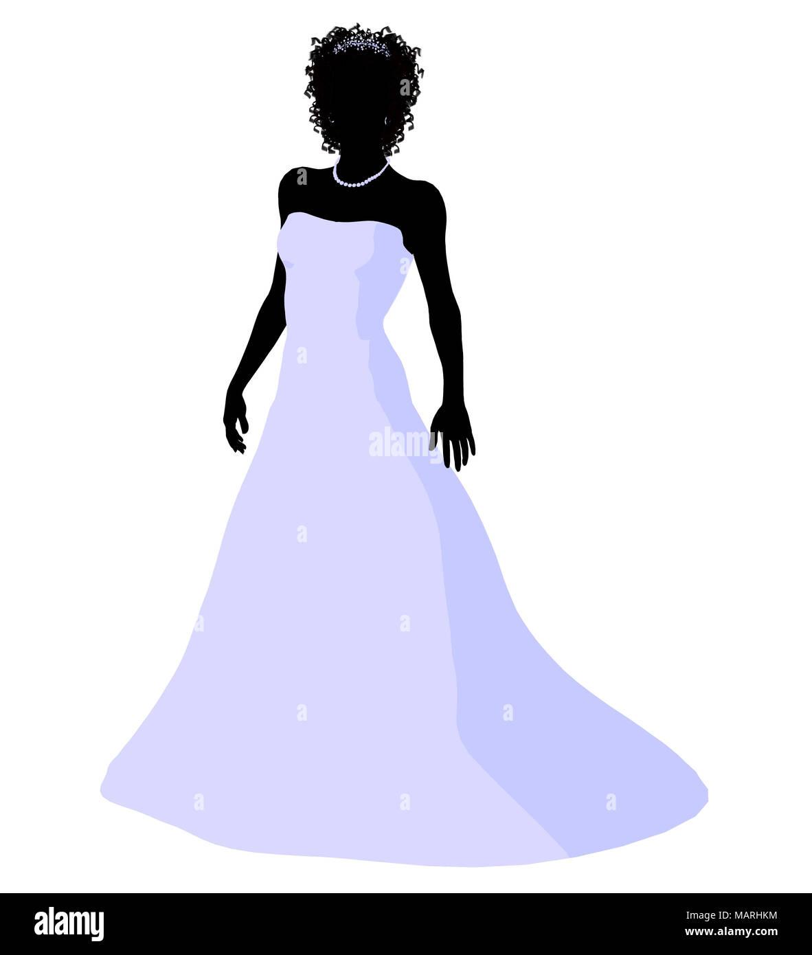 Silhouette Bridal Stockfotos & Silhouette Bridal Bilder - Seite 4 ...