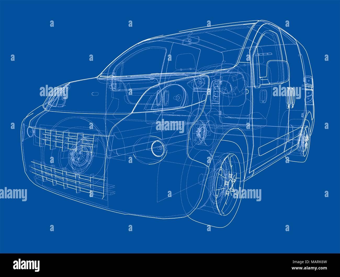 Fantastisch Fahrzeug Blaupause Galerie - Schaltplan Serie Circuit ...