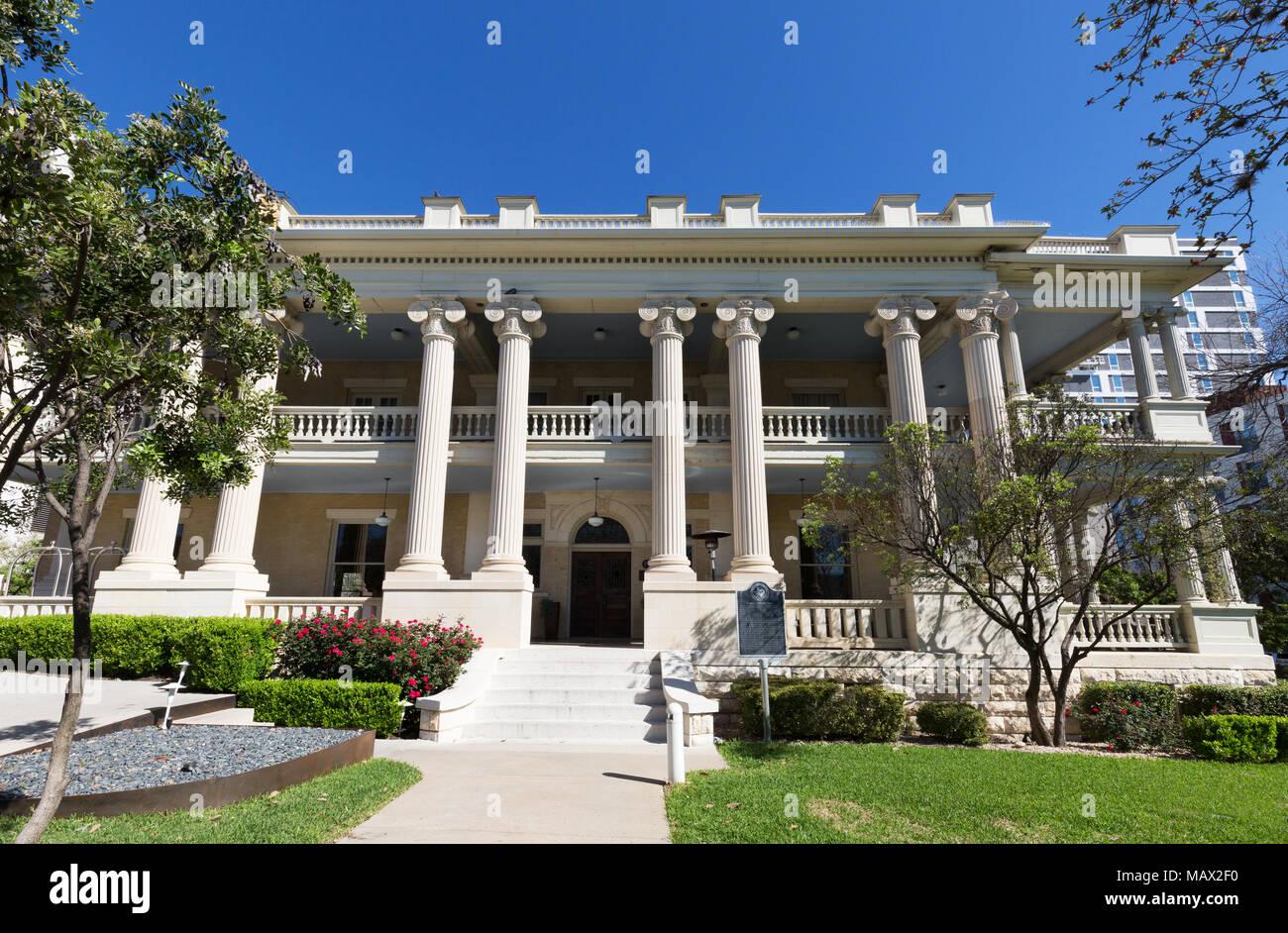 Das Hotel Ella, Austin, Texas, USA Stockbild