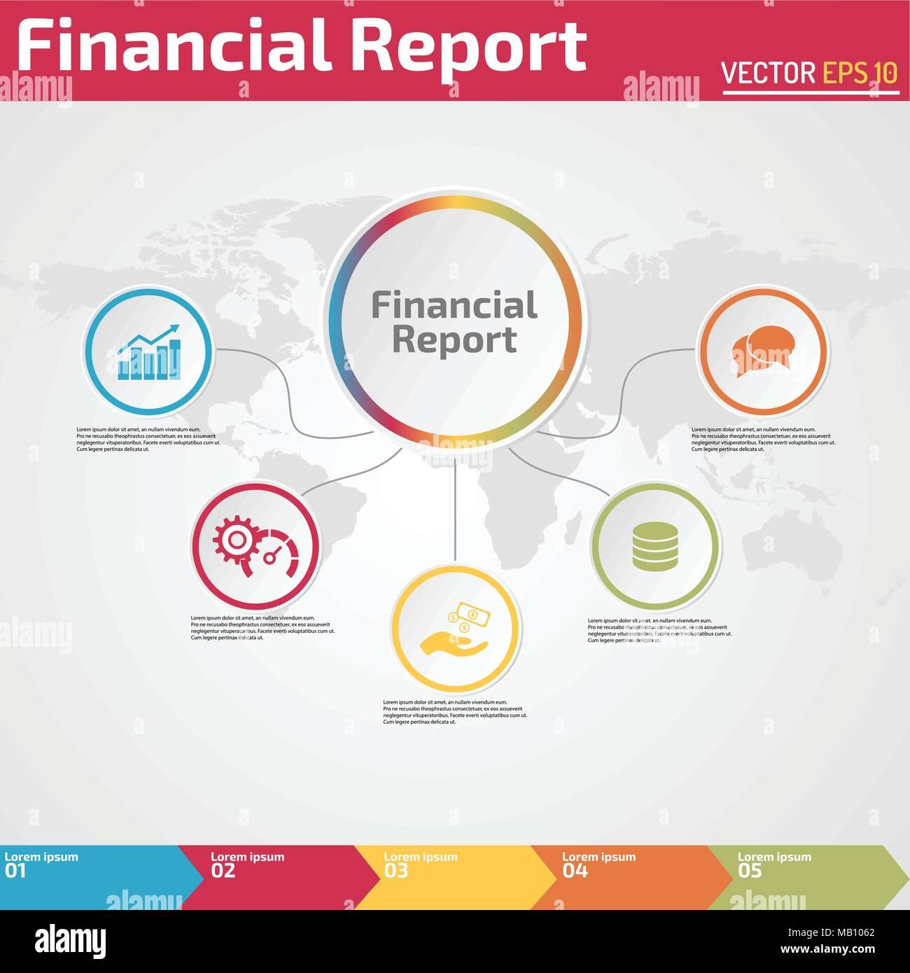 Groß Finanzbericht Vorlage Kostenlos Ideen - Beispielzusammenfassung ...