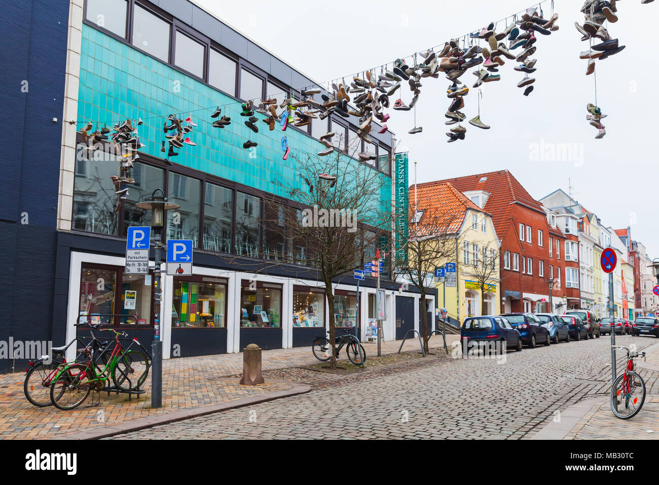 Flensburg Germany Shoes Stockfotos & Flensburg Germany Shoes Bilder ...