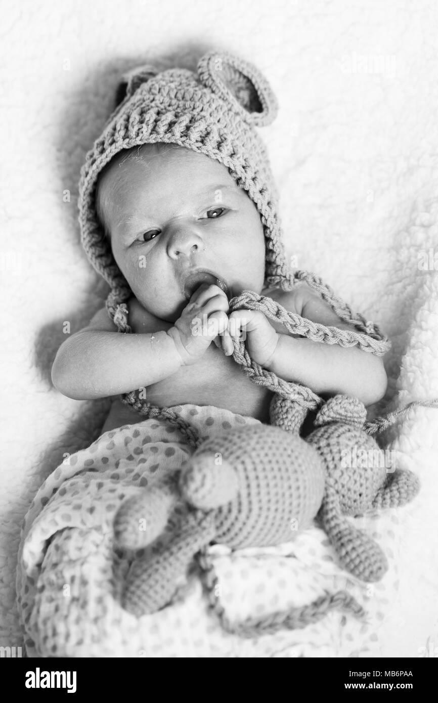 Suchergebnis auf für: Baby Mützen Newborn Rot
