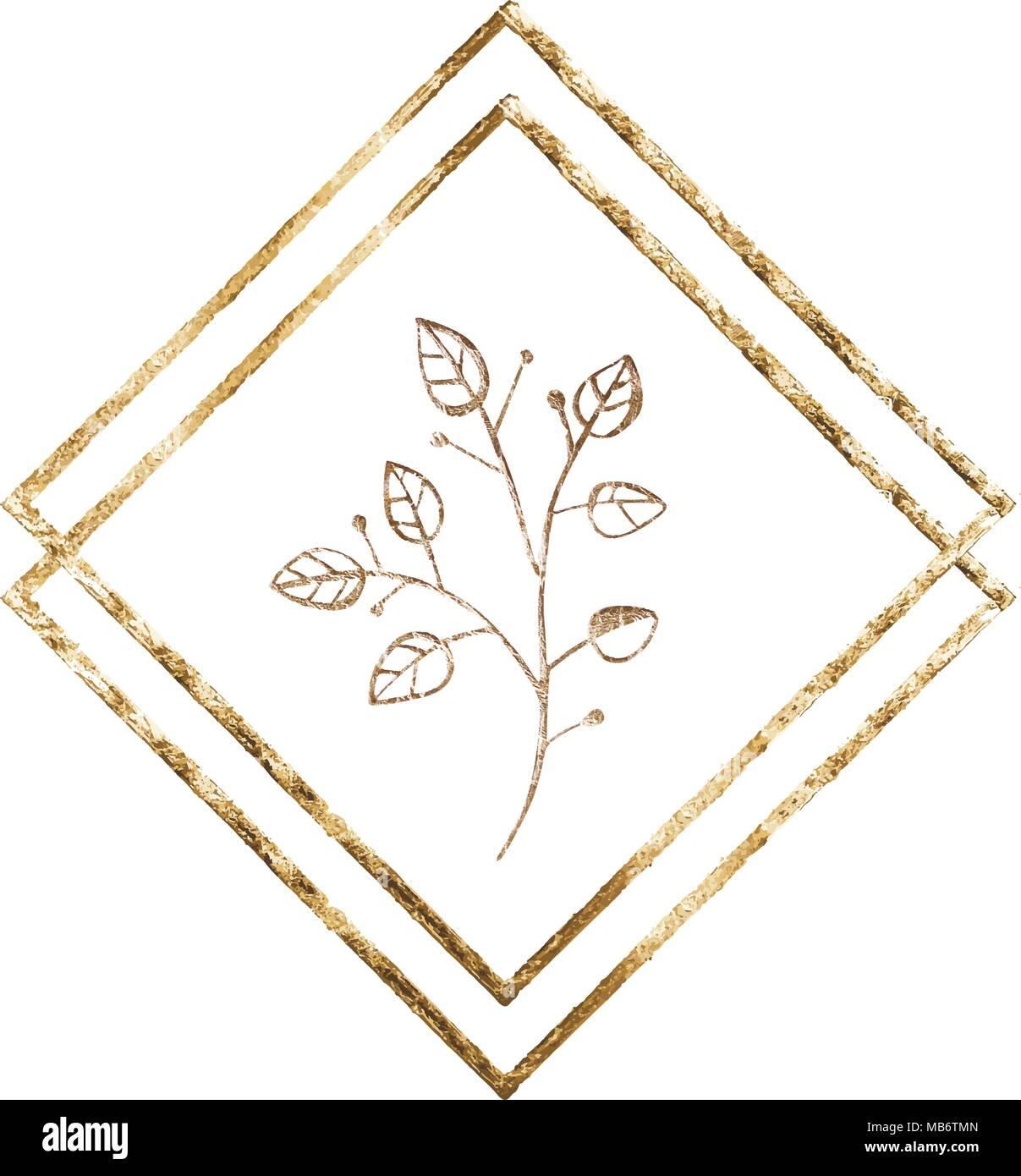 Dekoration Elemente Für Einladung, Hochzeit Karten, Valentines Tag,  Grußkarten. Auf Weissem Hintergrund. Vintage Floral Vector Hintergrund.