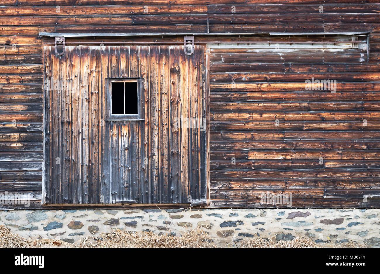 Facade Of Barn Stockfotos & Facade Of Barn Bilder - Seite 3 - Alamy