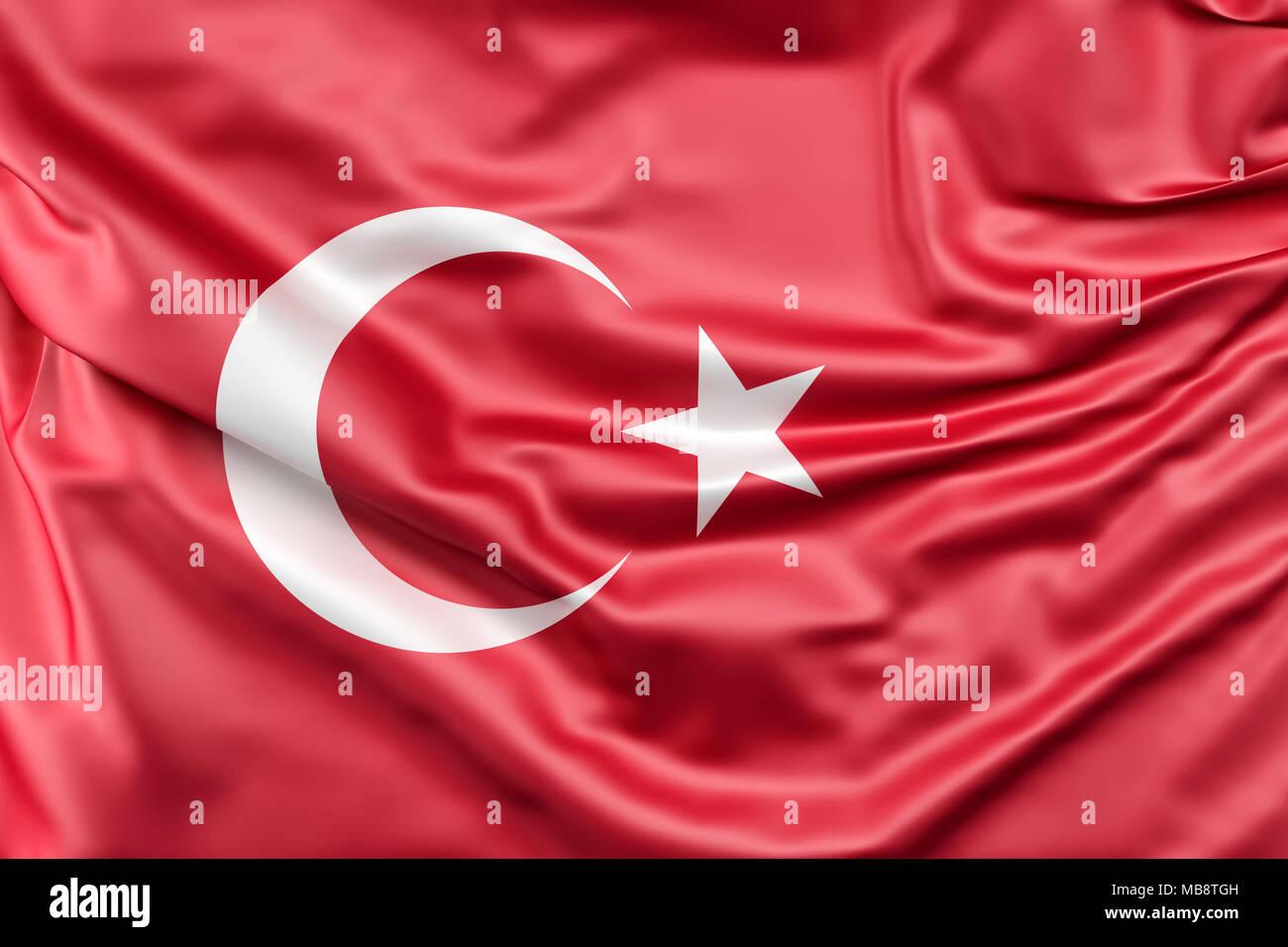 Ziemlich Türkei Flagge Färbung Seite Ideen - Druckbare Malvorlagen ...