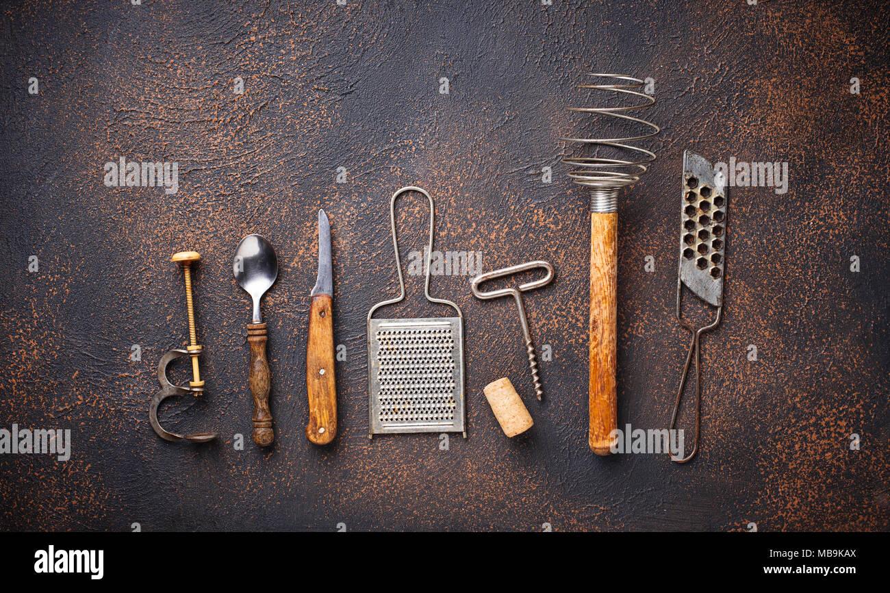 Gemütlich Vintage Küchengeräte Fotos - Ideen Für Die Küche ...