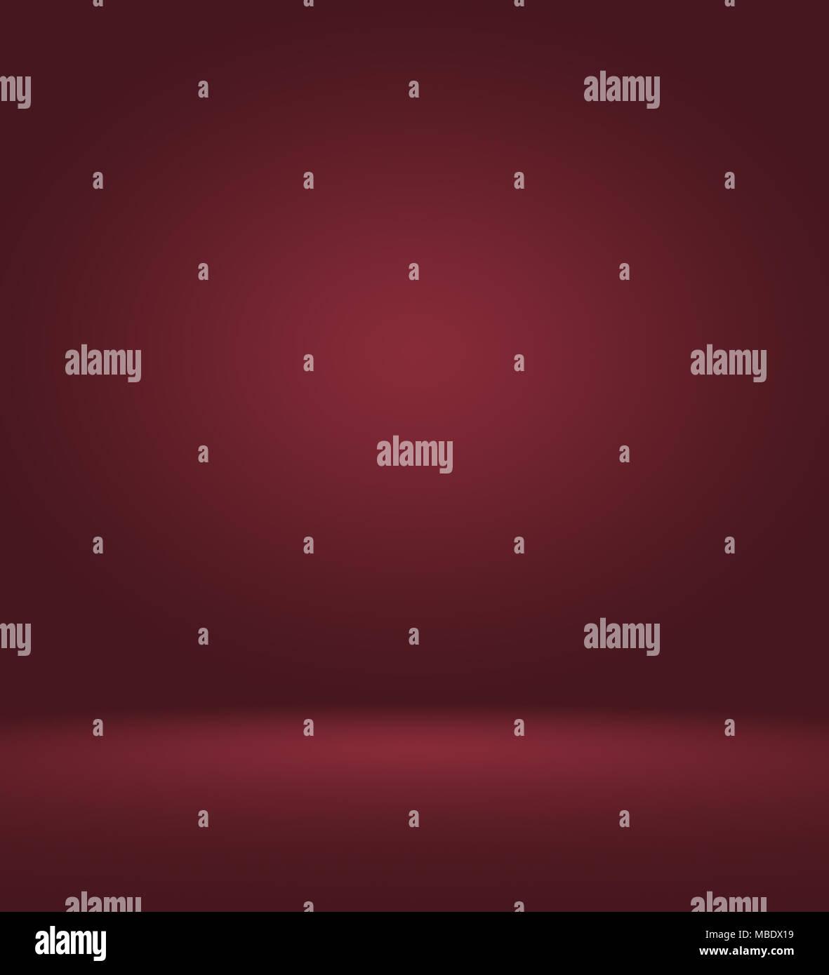 Fantastisch Abstrakt Rot Hintergrund Weihnachten Valentinstag Layout Design, Studio,  Zimmer, Web Template, Business Report Mit Glatten Kreis Gradient Farbe