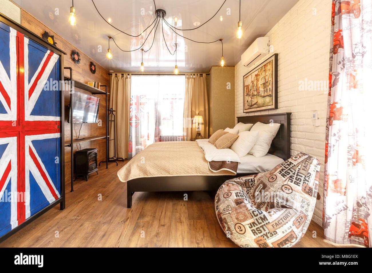 Hotel Zimmer, Aparthotel, Apartment mit Schlafzimmer, Bad ...