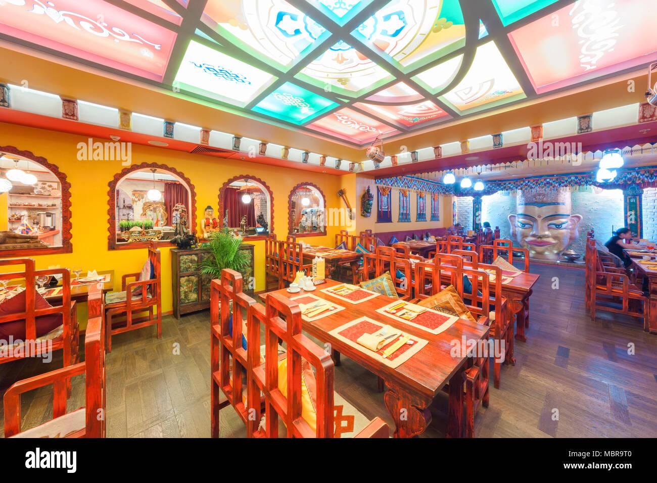 Fantastisch Kücheninterieur Fotos Indischen Stil Bilder   Ideen Für ..