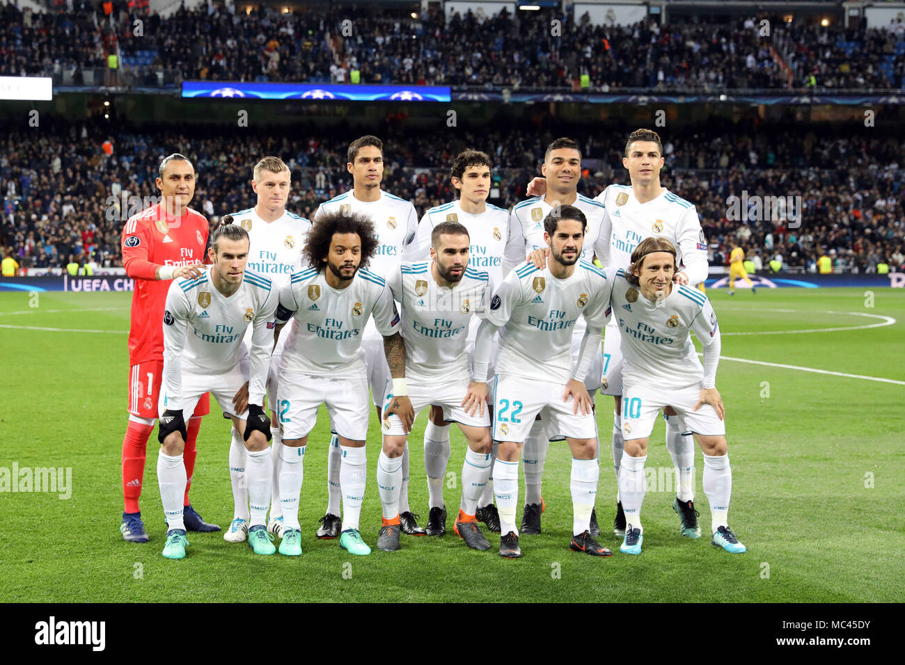 spieler real madrid