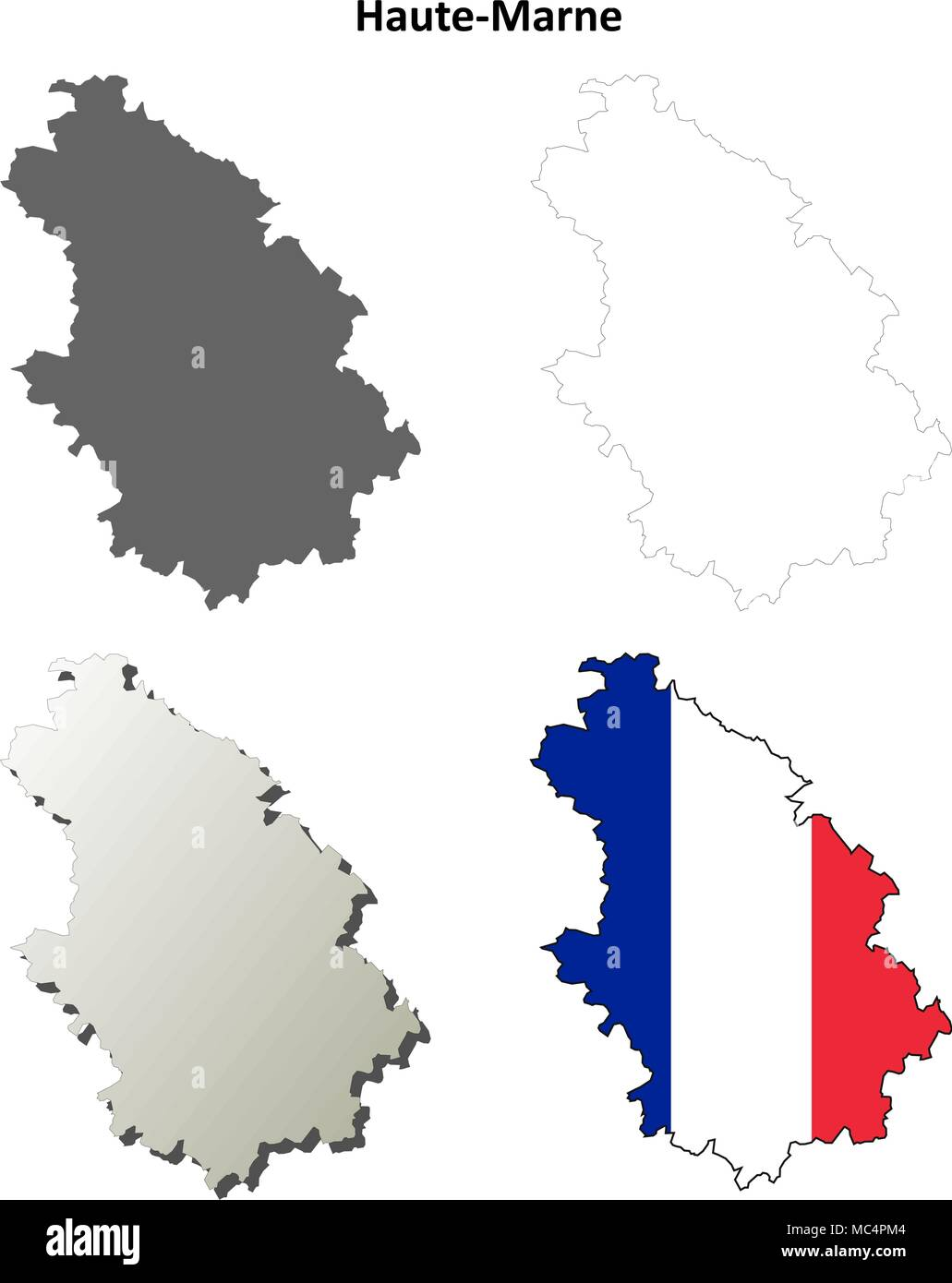 Champagne Ardenne Map on