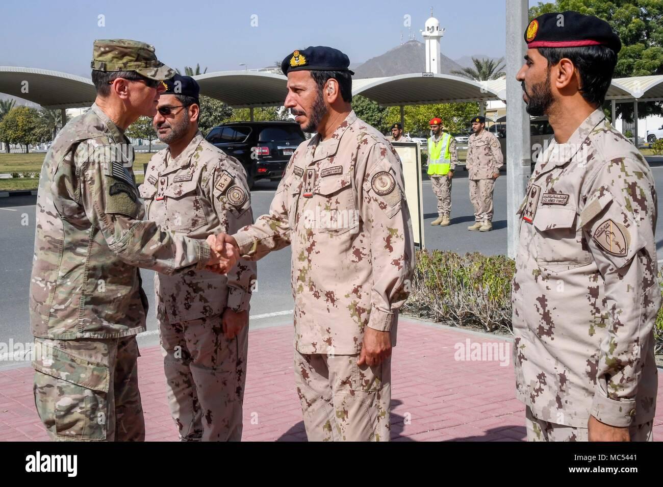 United Arab Emirates Army Stockfotos & United Arab Emirates Army ...