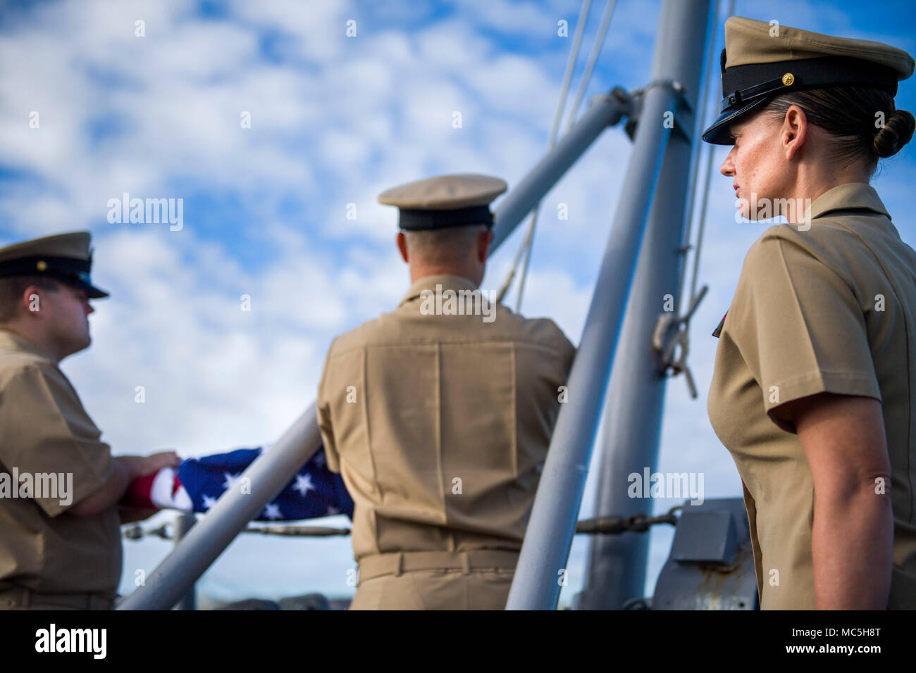 2 Chief Petty Officer Mess Stockfotos & 2 Chief Petty Officer Mess ...
