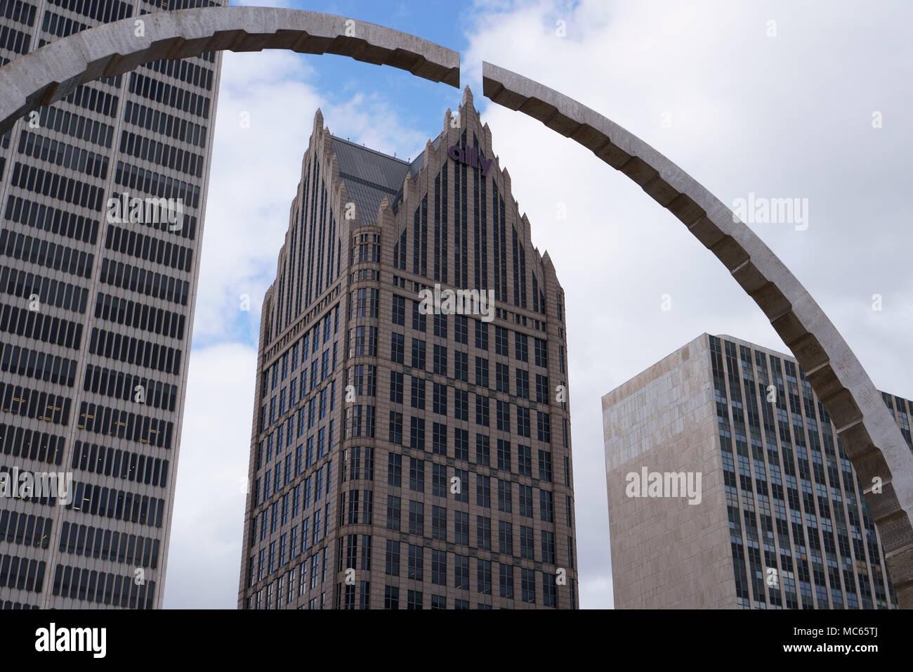 Detroit Icon Stockfotos & Detroit Icon Bilder - Alamy