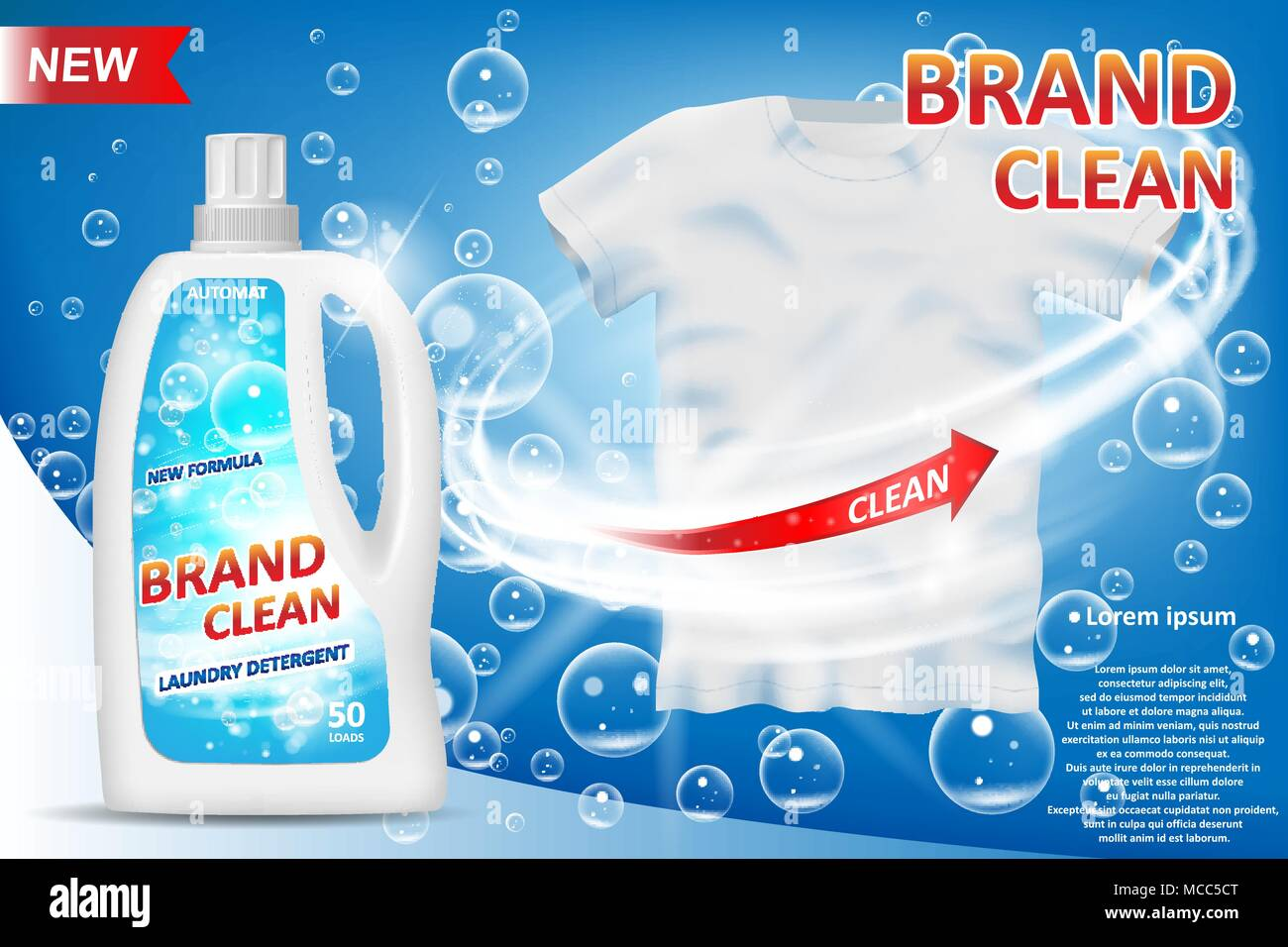detergent advertising stockfotos detergent advertising bilder alamy. Black Bedroom Furniture Sets. Home Design Ideas