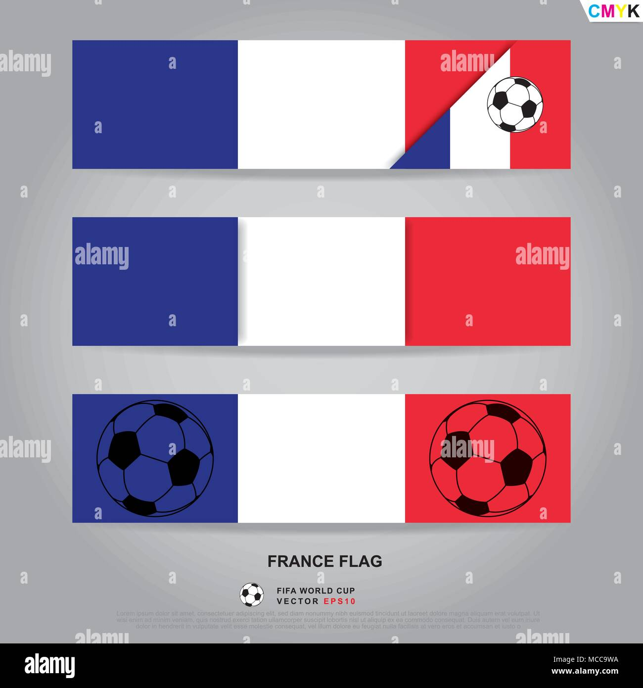 Vorlage Von Flaggen Banner Broschüre Flyer Und