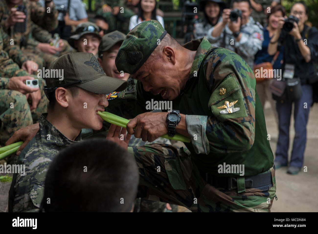 Royal Thai Marine Corps Stockfotos & Royal Thai Marine Corps Bilder ...